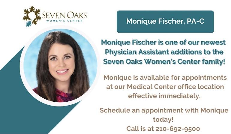 Monique Fischer - Seven Oaks Women's Center